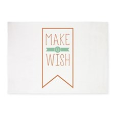 Make A Wish 5'x7'Area Rug