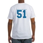 Unindicted 51 Fitted T-Shirt