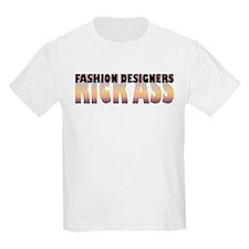 Fashion Designers Kick Ass T-Shirt