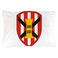 7th Engineer Bde.png Pillow Case