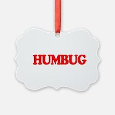Humbug (Red) Ornament