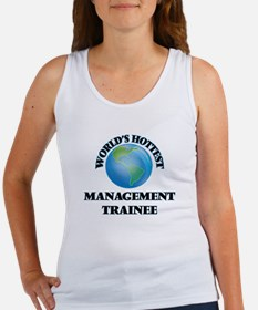 World's Hottest Management Trainee Tank Top