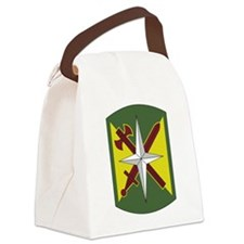 14th Military Police Brigade.png Canvas Lunch Bag