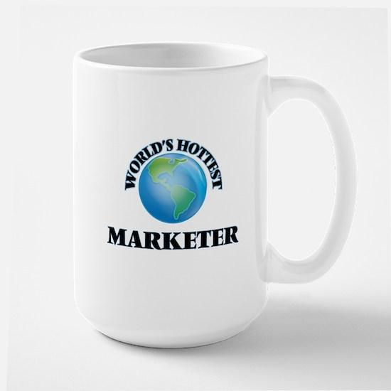 World's Hottest Marketer Mugs