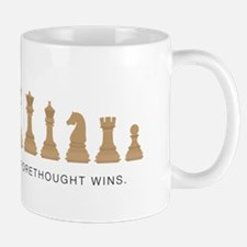 Forethought Wins Mugs
