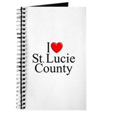 """""""I Love St. Lucie County"""" Journal"""
