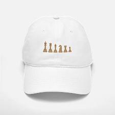 Chess Pieces Baseball Baseball Baseball Cap