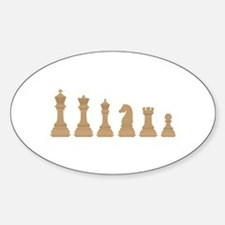 Chess Pieces Decal