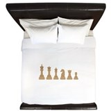 Chess King Duvet Covers