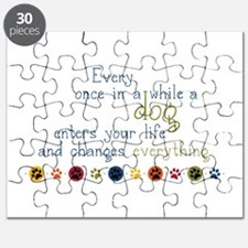Changes everything Puzzle