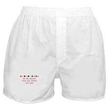 Be the person Boxer Shorts