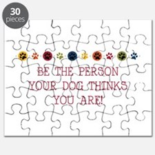 Be the person Puzzle