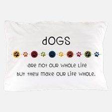Dogs Pillow Case