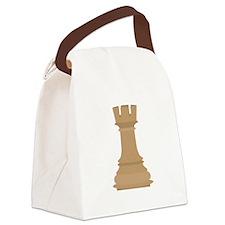 Rooks Canvas Lunch Bag
