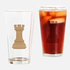 Rooks Drinking Glass