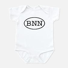 BNN Oval Infant Bodysuit