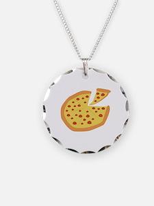 Pizza Pie Necklace