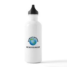 World's Hottest Muscol Water Bottle