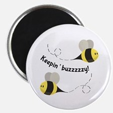 Keepin' Buzzzzzy! Magnets