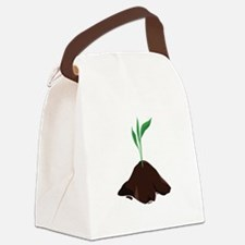 Plant Sprout Canvas Lunch Bag