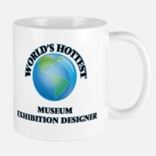 World's Hottest Museum Exhibition Designer Mugs