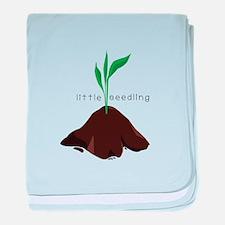 Little Seedling baby blanket