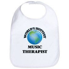 World's Hottest Music Therapist Bib