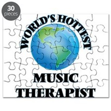 World's Hottest Music Therapist Puzzle