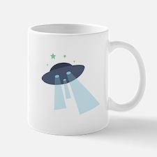 Sight The UFO! Mugs