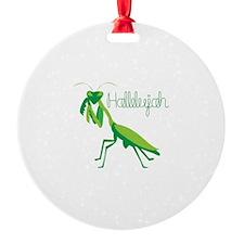 Hallelujah Ornament