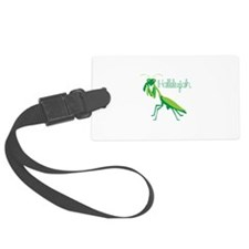Hallelujah Luggage Tag