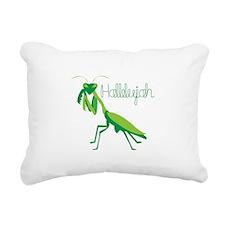 Hallelujah Rectangular Canvas Pillow