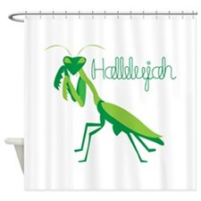 Hallelujah Shower Curtain