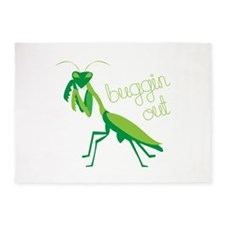 Buggin Out 5'x7'Area Rug