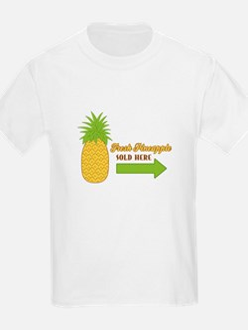 Fresh Pineapple T-Shirt