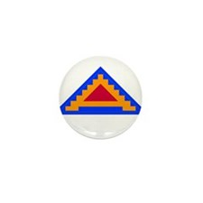 7TH_army_patch.png Mini Button (10 pack)
