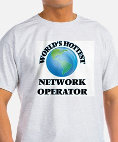 World's Hottest Network Operator T-Shirt
