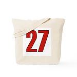 Glamorous 27 Tote Bag