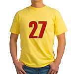 Glamorous 27 Yellow T-Shirt
