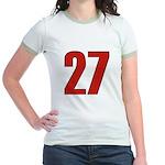 Glamorous 27 Jr. Ringer T-Shirt