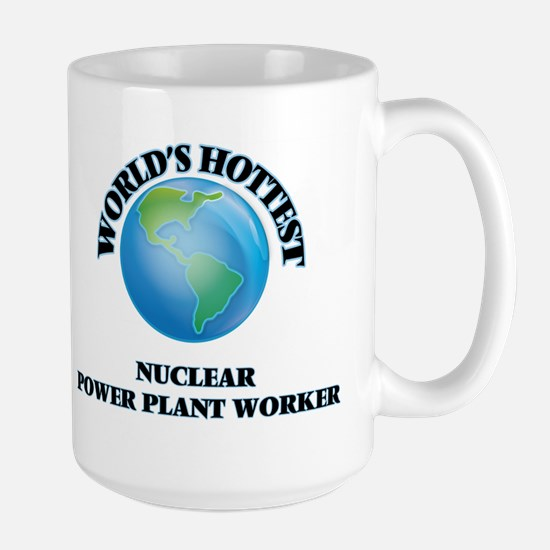 World's Hottest Nuclear Power Plant Worker Mugs