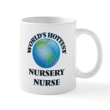 World's Hottest Nursery Nurse Mugs