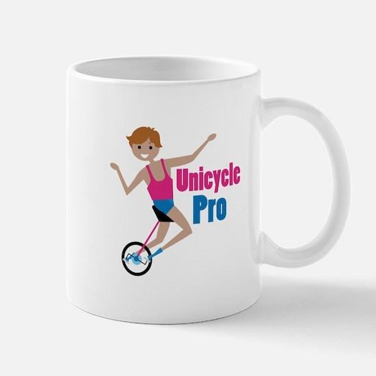 Unicycle Pro Mugs