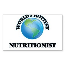 World's Hottest Nutritionist Decal
