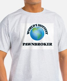 World's Hottest Pawnbroker T-Shirt