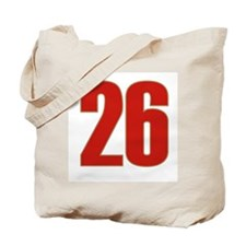 Seductive 26 Tote Bag