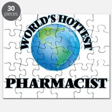World's Hottest Pharmacist Puzzle