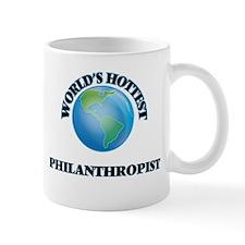 World's Hottest Philanthropist Mugs
