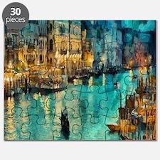 Venice Painting Puzzle