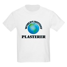 World's Hottest Plasterer T-Shirt